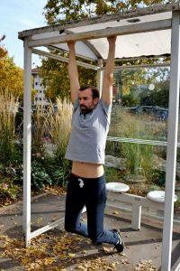 exercice mobilite suspension passive