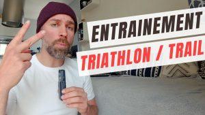 entrainement progresser trail triathlon